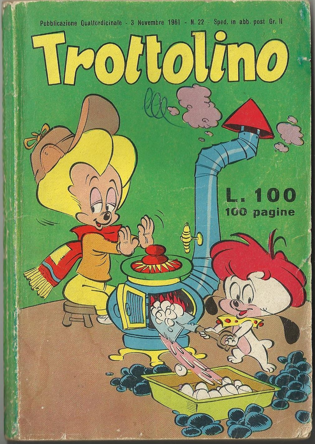 Trottolino n. 22