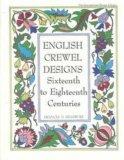 English Crewel Designs