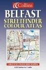 Belfast Streetfinder Colour Atlas