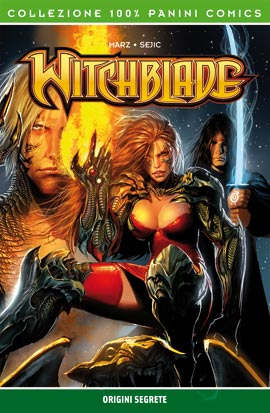 Witchblade vol. 12