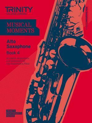 Musical Moments Alto Saxophone