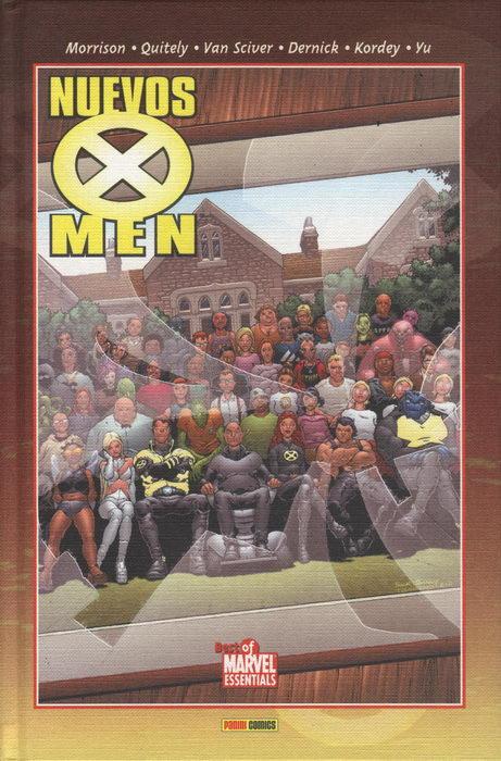 Best of Marvel Essentials: Nuevos X-Men Vol.1 #2 (de 7)