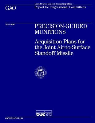 NSIAD-96-144 Precision-Guided Munitions