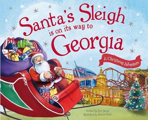 Santa's Sleigh Is on Its Way to Georgia