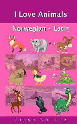 I Love Animals Norwegian - Latin