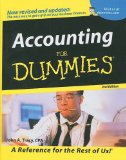 Accounting for Dummies.