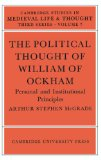 The political thought of William of Ockham