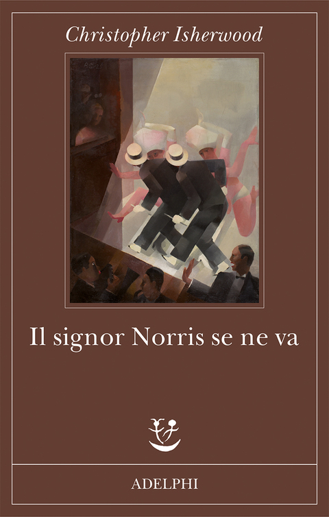 Il signor Norris se ...