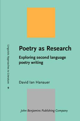 Poetry As Research