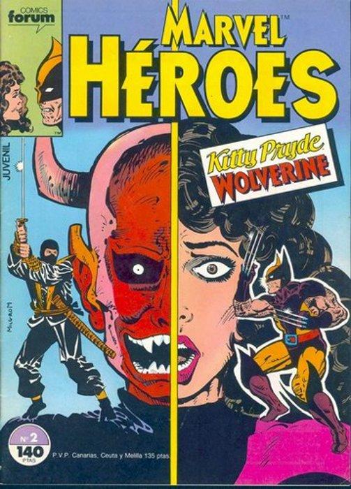 Marvel Héroes #2 (d...