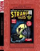 Marvel Masterworks: Atlas Era Strange Tales -