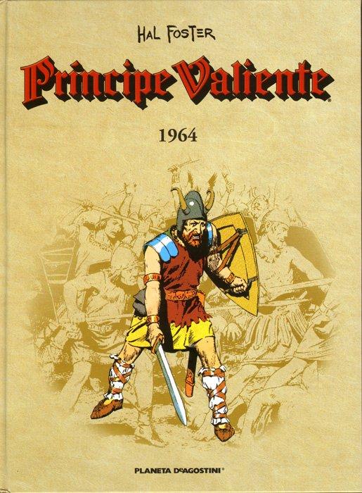 Príncipe Valiente #28