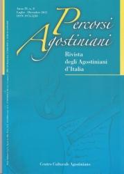 Percorsi Agostiniani, Anno IV n. 8
