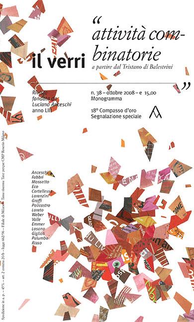 Il Verri n. 38 - ottobre 2008