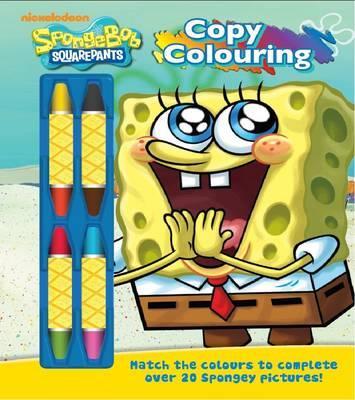 Spongebob Squarepants Copy Colouring