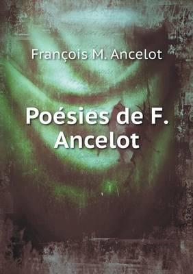 Poesies de F. Ancelot