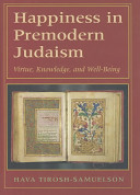 Happiness in Premodern Judaism
