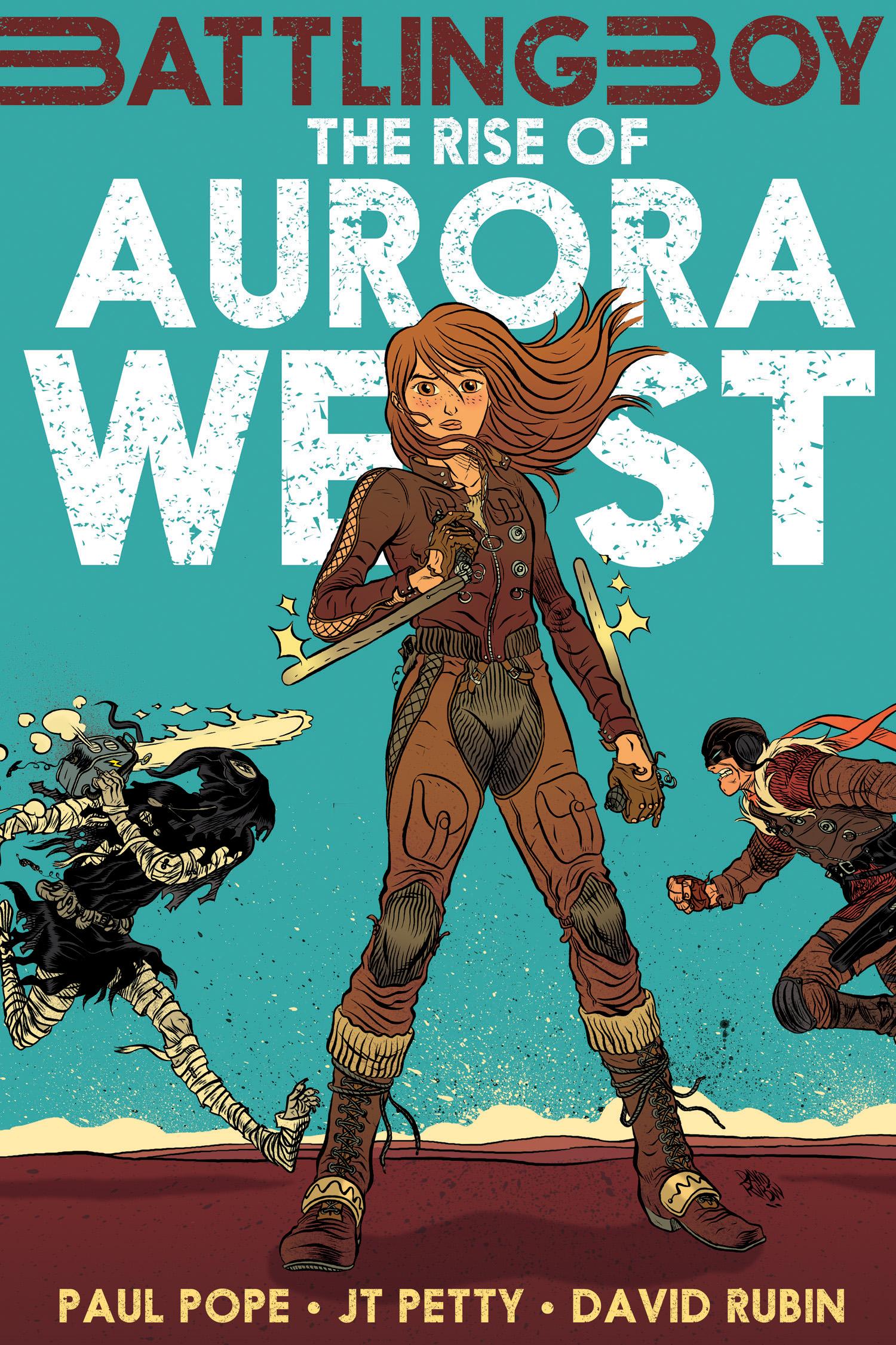 The Rise of Aurora W...