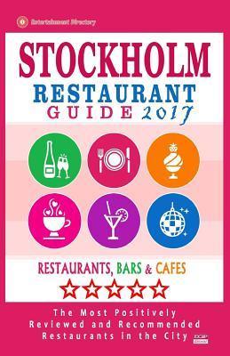 Stockholm Restaurant Guide 2017