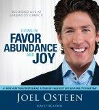 Living in Favor, Abundance and Joy