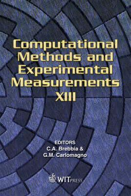 Computational Methods and Experimental Measurements XIII