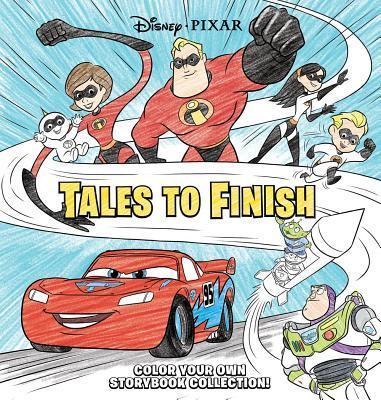 Disney/Pixar Tales to Finish
