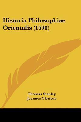 Historia Philosophiae Orientalis (1690)
