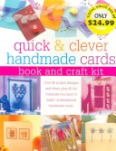 Quick & Clever Handmade Cards Book & Craft Kit