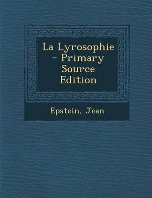 La Lyrosophie