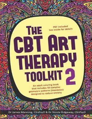 The CBT Art Therapy Toolkit 2 (Mandalas)