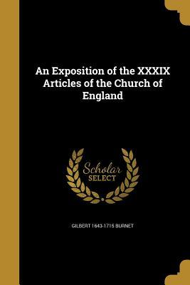 EXPOSITION OF THE XXXIX ARTICL