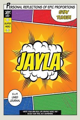 Superhero Jayla Journal