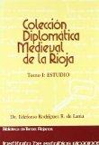 Colección diplomática medieval de la Rioja, 923-1225