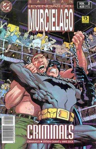 Batman: Leyendas del...