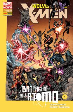 Wolverine e gli X-Men n. 23