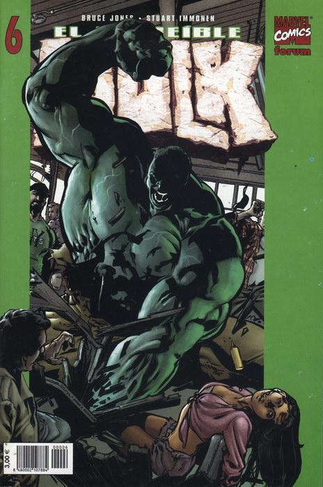 El Increíble Hulk Vol.2 #6 (de 13)