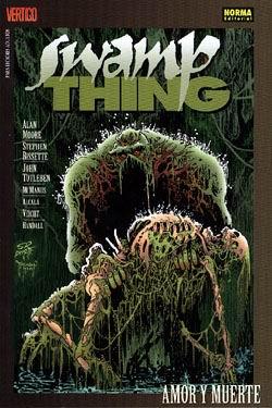 Swamp Thing #2