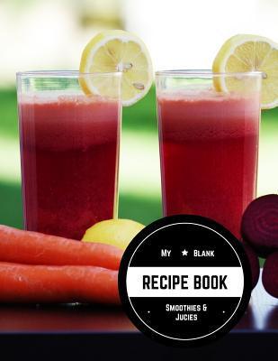My Blank Recipe Book...