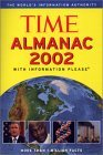 TIME Almanac 2002 with Information Please