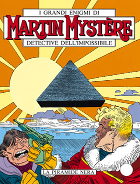 Martin Mystère n. 99