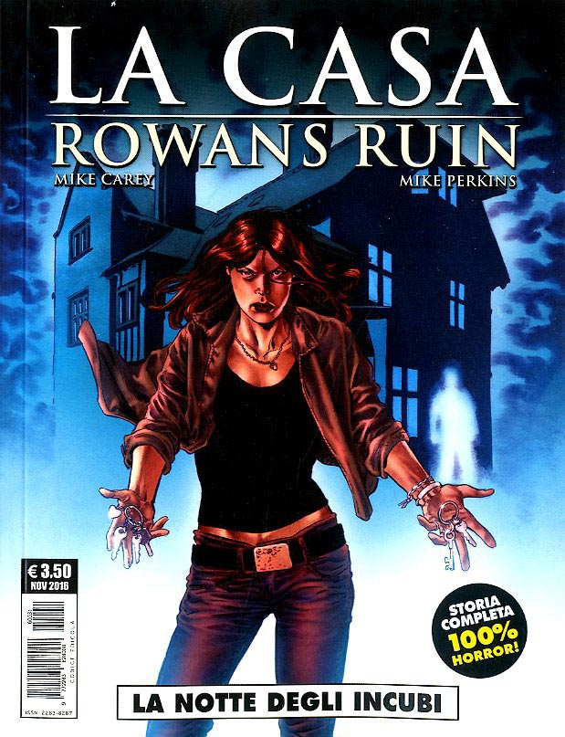 Rowans Ruin: La casa