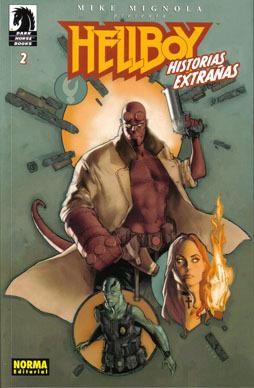 Hellboy #9: Historia...