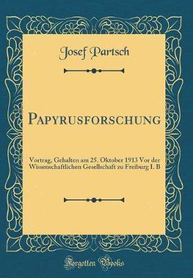 Papyrusforschung