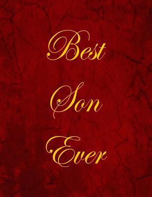Best Son Ever Notebo...