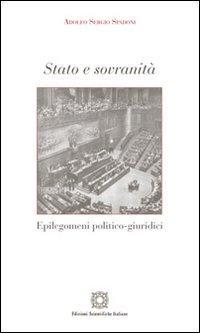 Stato e sovranità