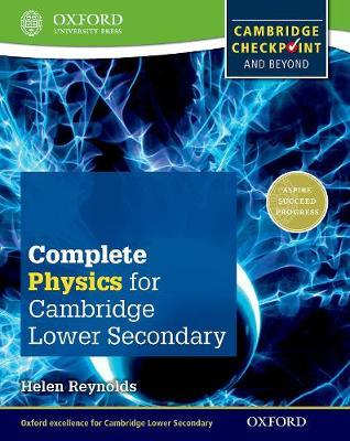 Complete physics for Cambridge IGCSE secondary 1. Checkpoint-Student's book. Per la Scuola media. Con espansione online