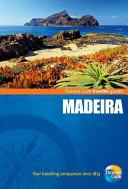 Thomas Cook Traveller Guides Madeira