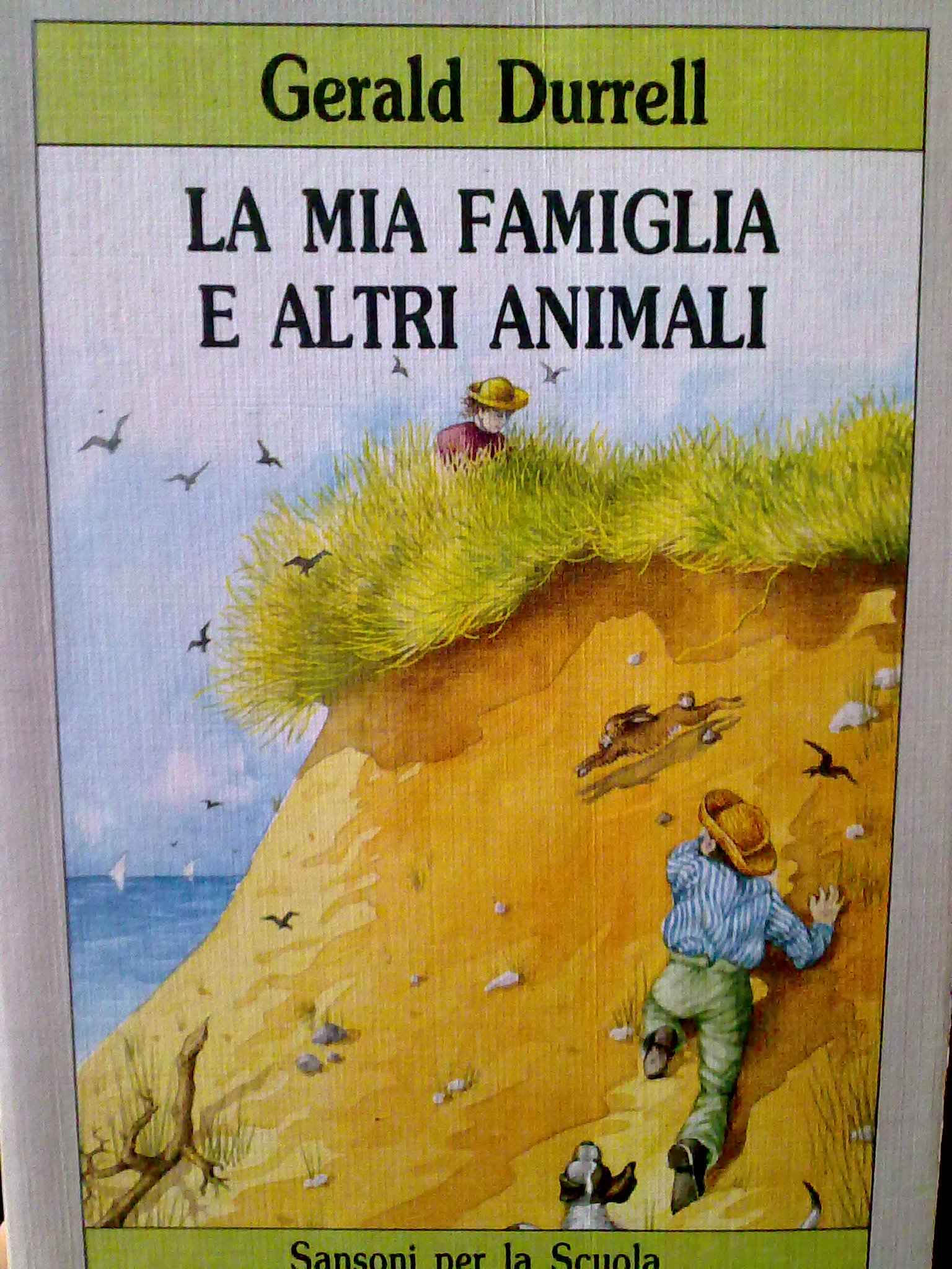 La mia famiglia e altri animali