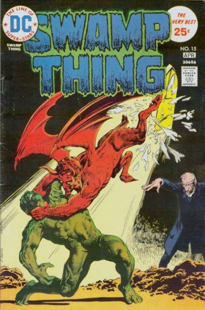Swamp Thing Vol.1 #15