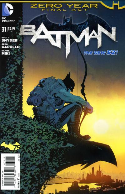 Batman Vol.2 #31